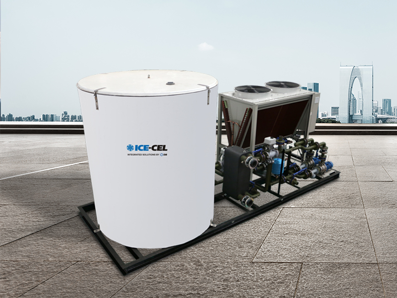 ICE-CEL Dunham-Bush Patented Ice Thermal Storage Systems