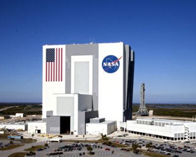 NASA Space Center Houston Texas USA